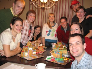 group gingerbread