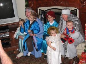Kid's nativity